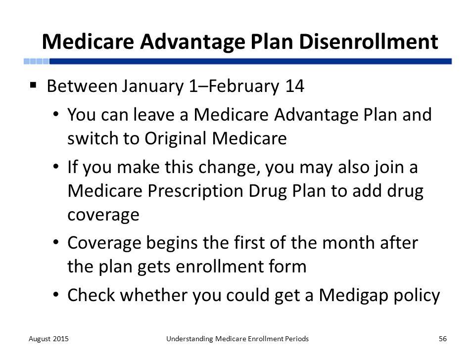 Understanding Medicare Enrollment Periods - ppt download - medicare application form