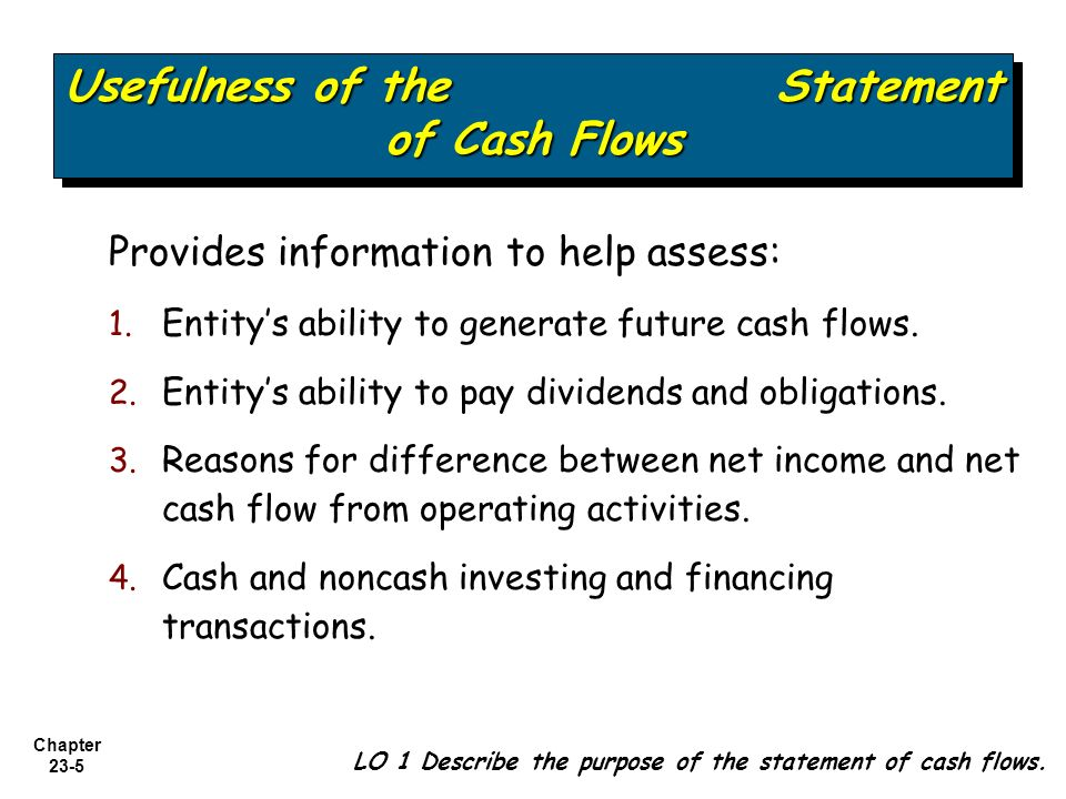 Income statement and cash flow Essay Academic Writing Service