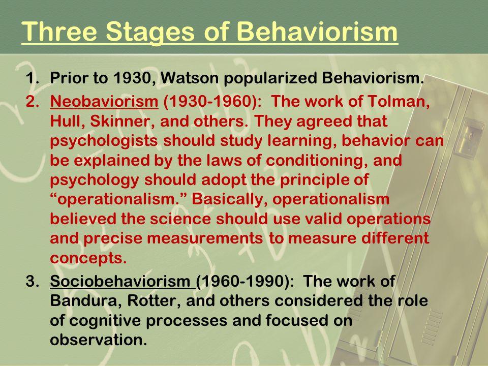 History Unit 7 - Behaviorism Modern Applications - ppt video
