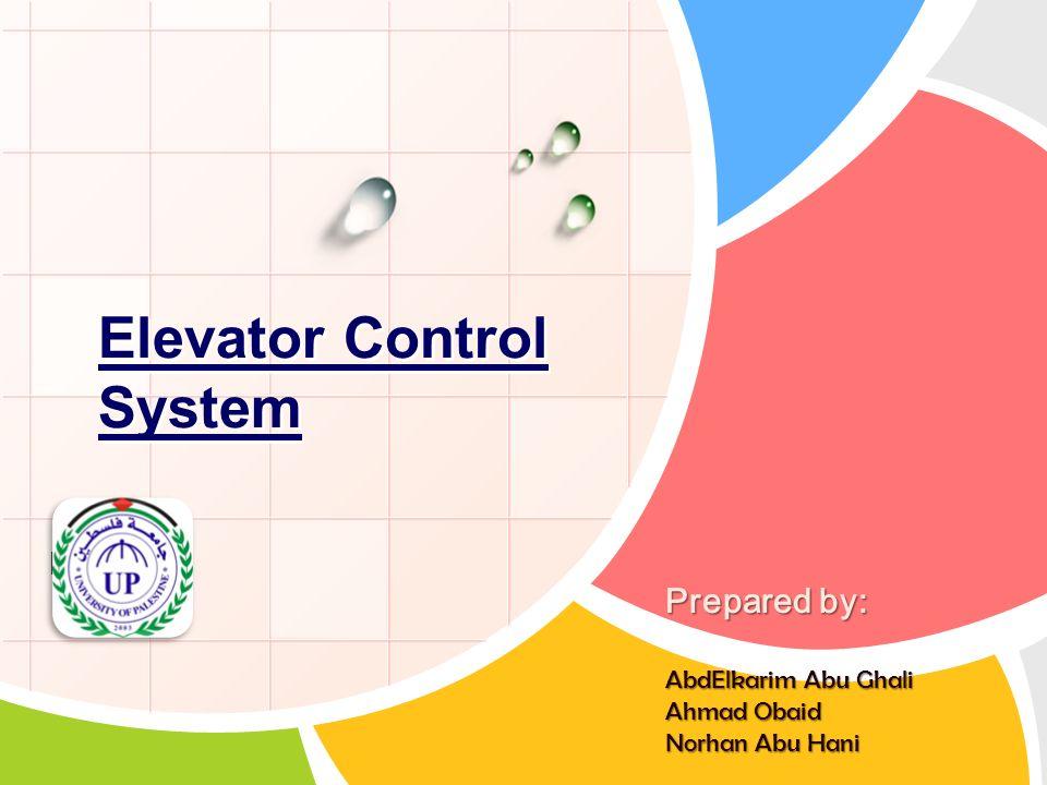 Elevator Control System - ppt video online download