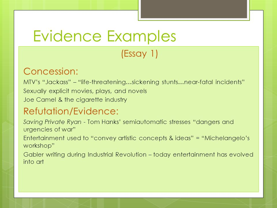 The use of evidence and reason to defend a stance or point of view