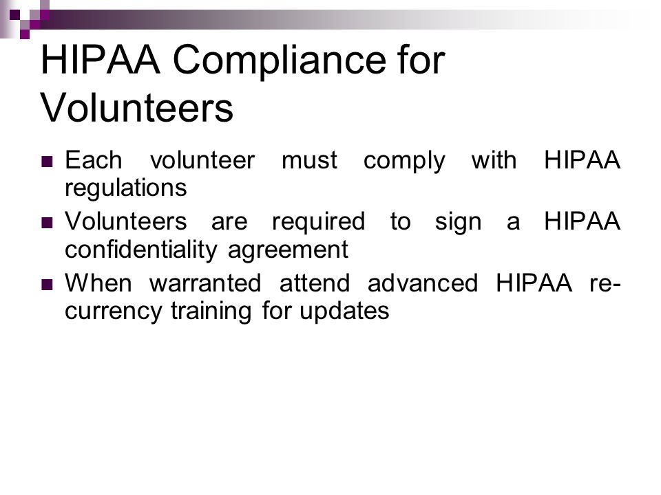 Shelby County Health Department - ppt video online download - volunteer confidentiality agreement