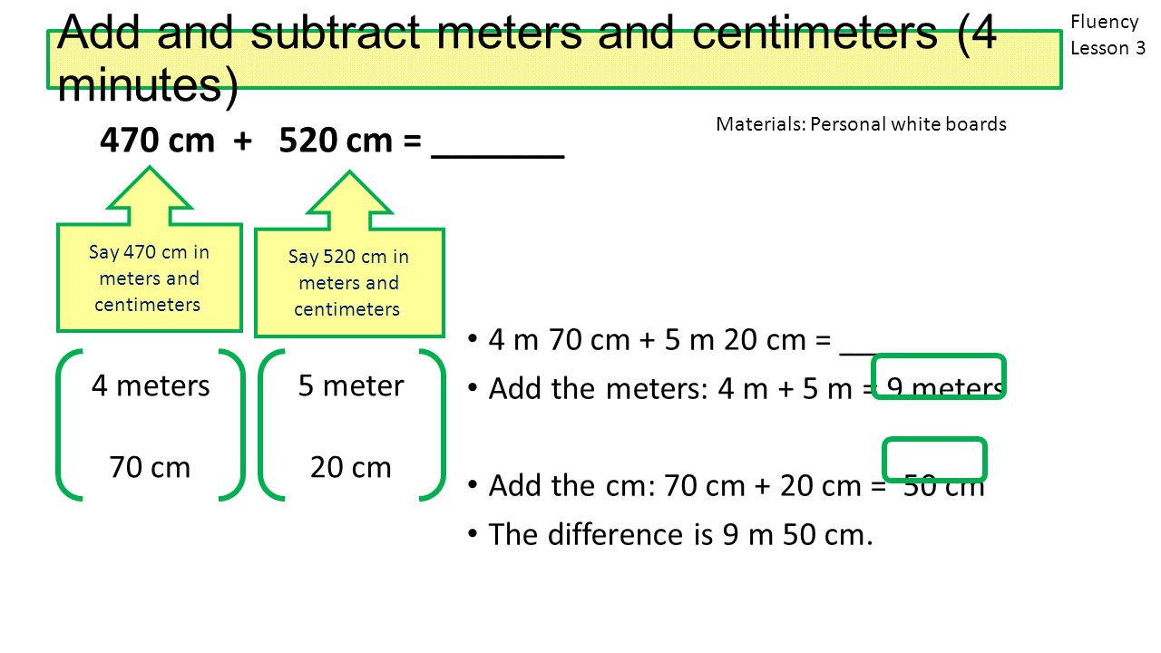 5 5 In Meters Module 2 Topic A Lesson 3 Metric Unit Conversions Ppt Video