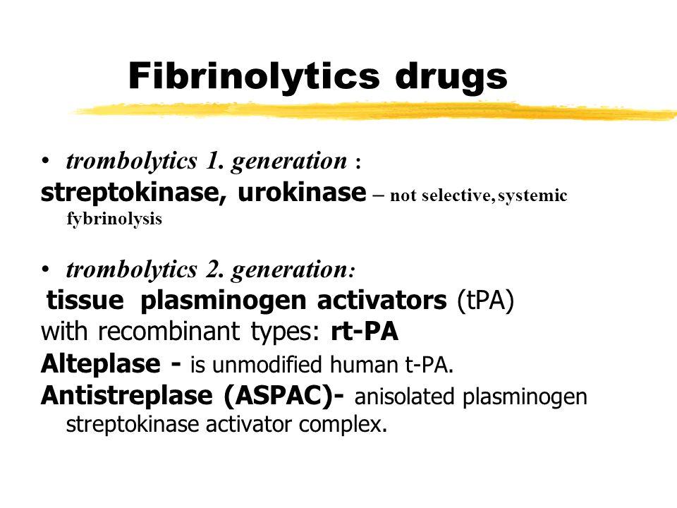 Drug used in disorders of coagulation - ppt video online download