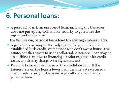 "Outline ""Loans"". - ppt download"