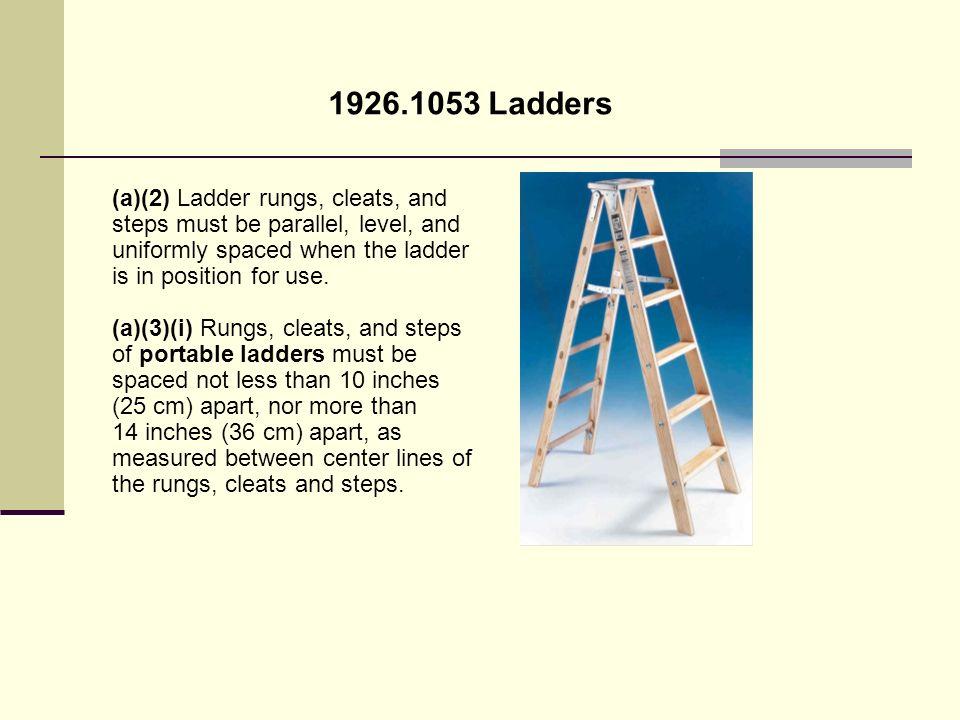 Ladder Safety Awareness - ppt video online download