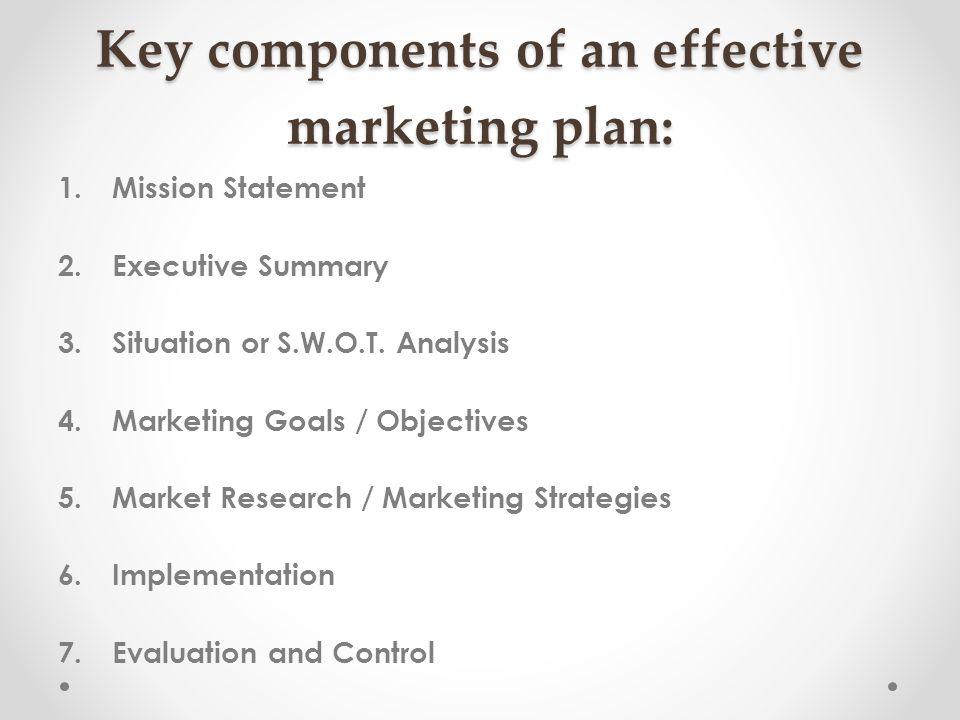 Component of marketing plan essay Custom paper Academic Writing - Components Marketing Plan