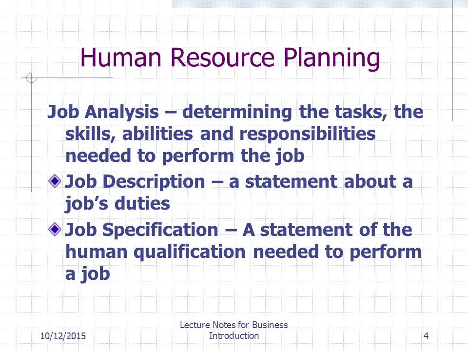 HUMAN RESOURCES MANAGEMENT - ppt video online download