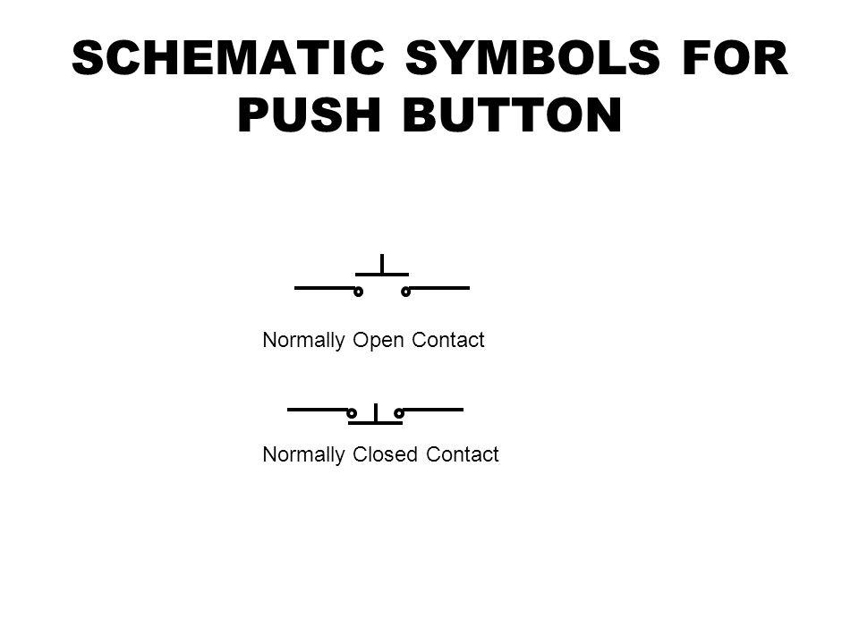 limit switch schematic symbols