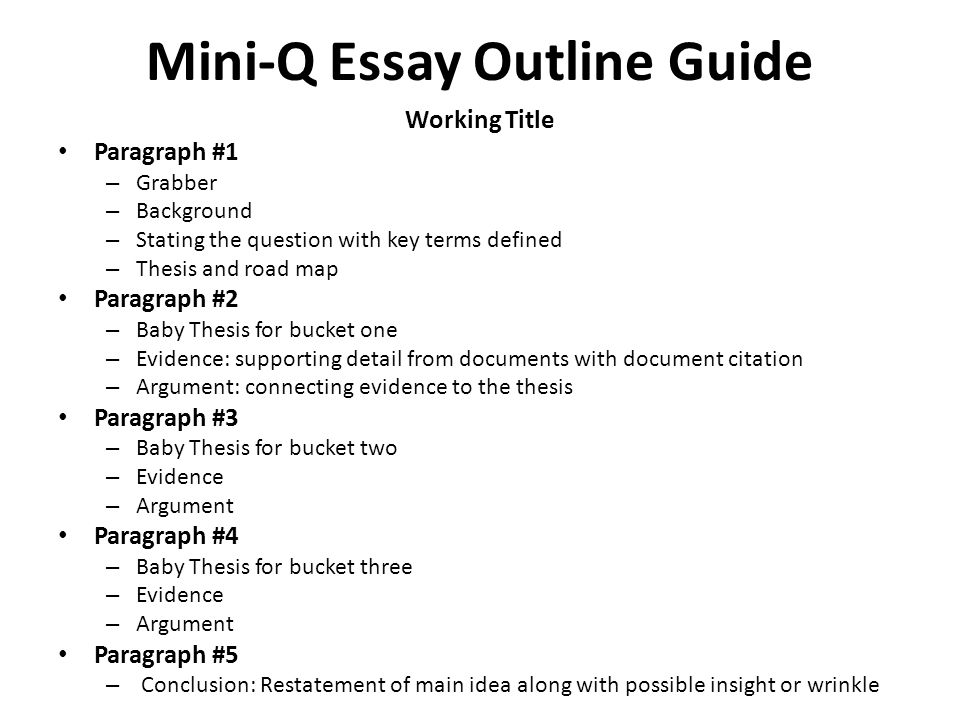 5 paragraph essay outline for kids Coursework Service bvessaynqhe