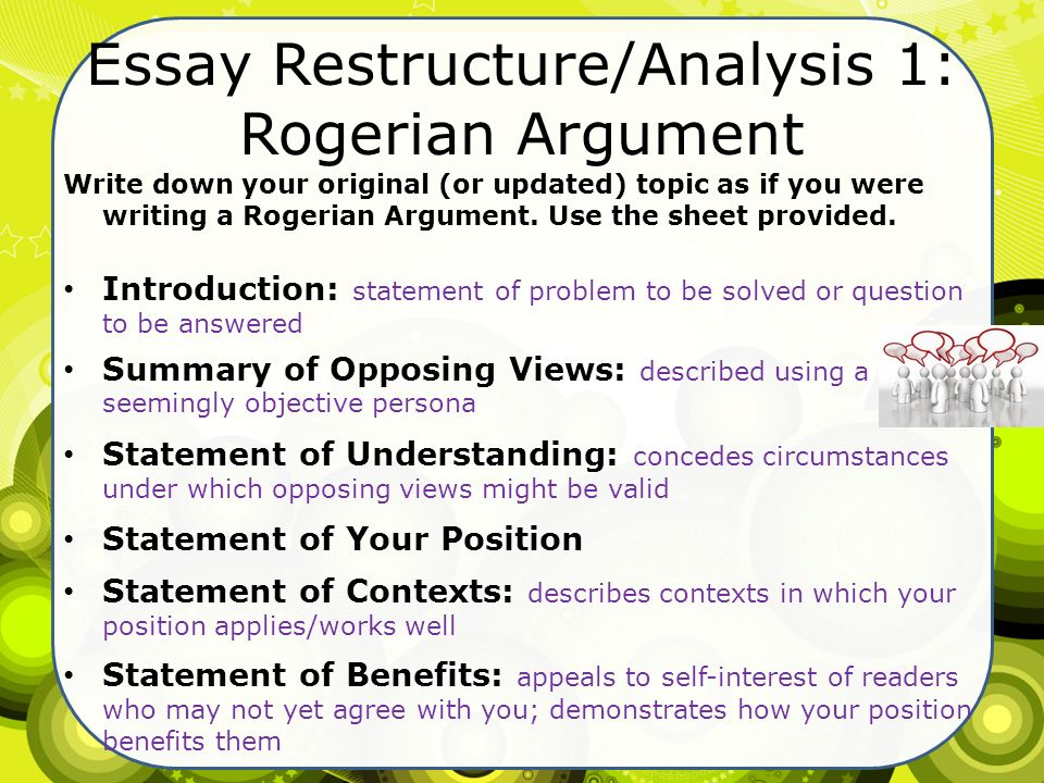 Essay 1 Persuasive based on Values or Humor - ppt video online download