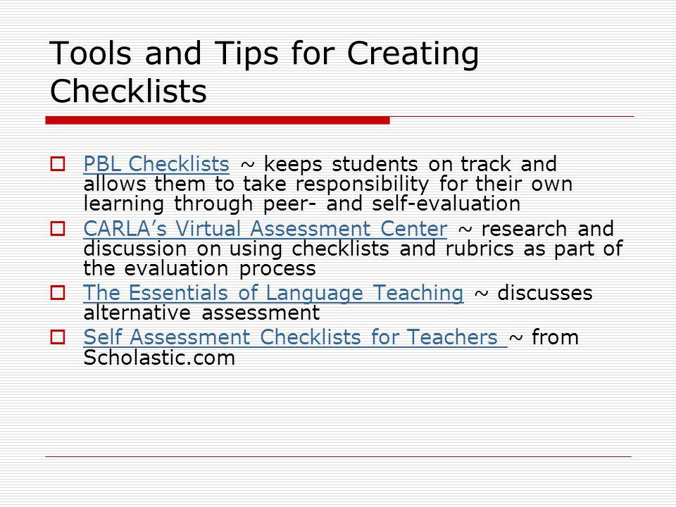 Creating Checklist kicksneakers