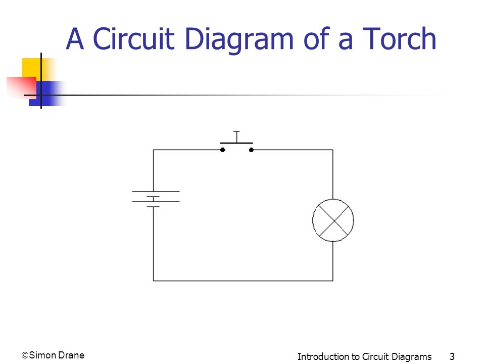 A Circuit Diagram Of A Torch Wiring Diagram