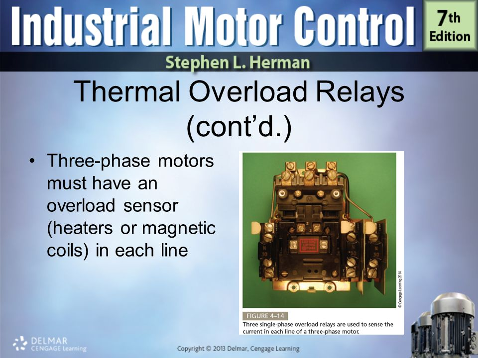 Chapter 4 Overload Relays - ppt video online download