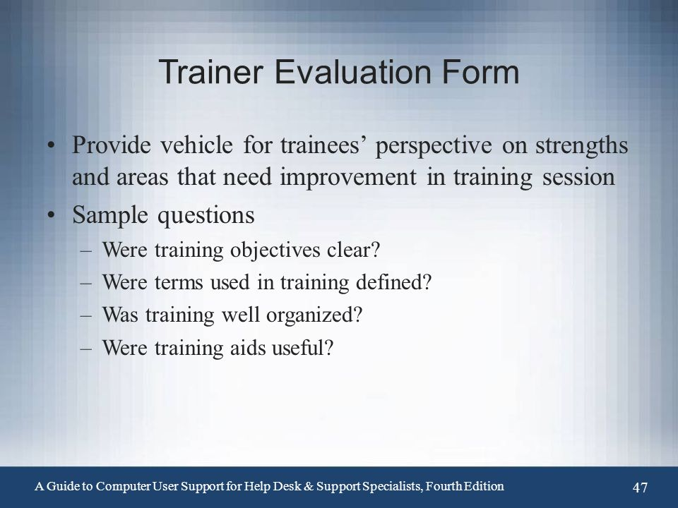 Training Computer Users - ppt video online download