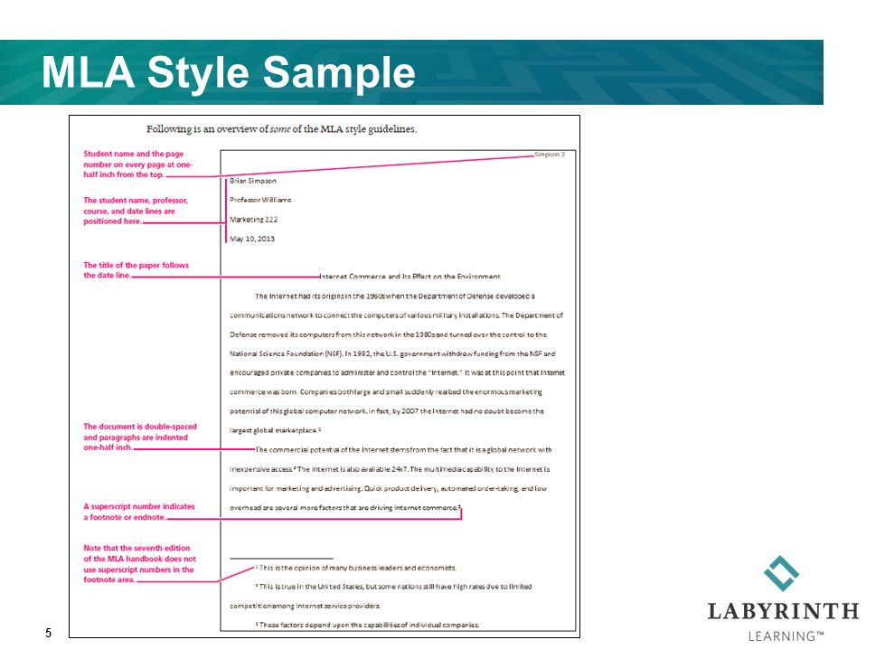 mla style paper heading - Thevillas - asa style headings