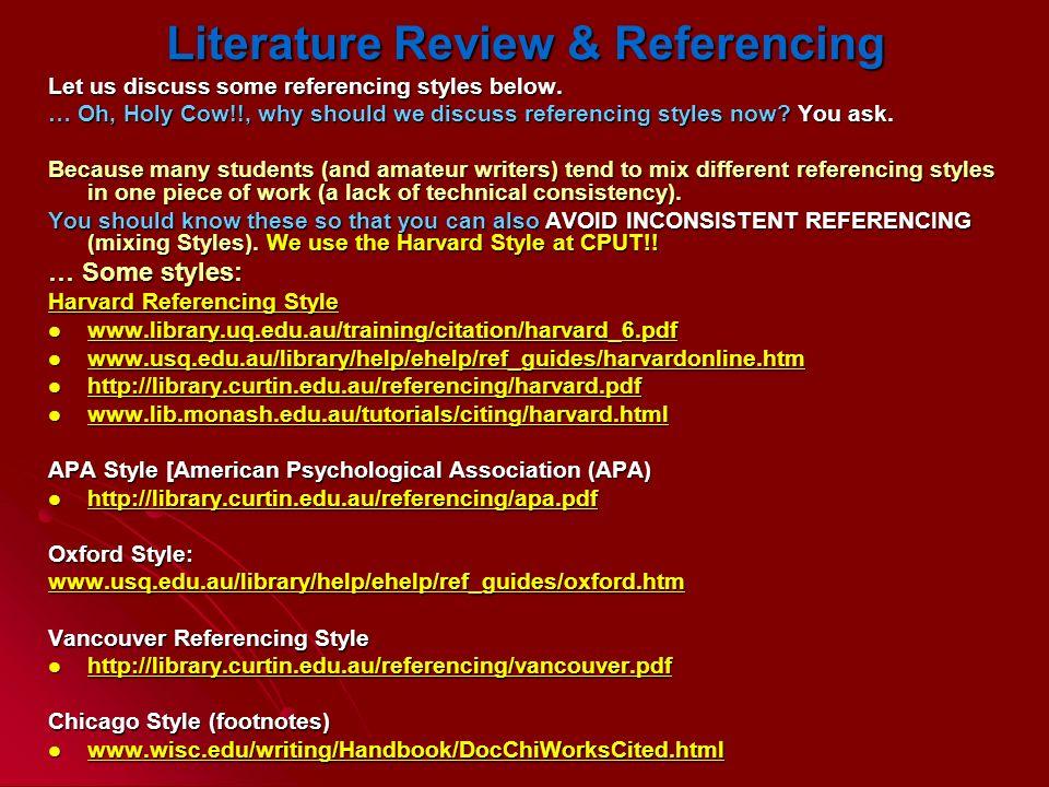 Apa style citation literature review Coursework Help otessaynrgk