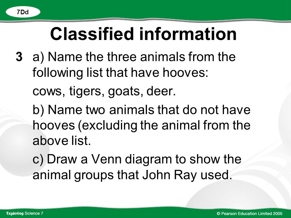 Classified information - ppt video online download