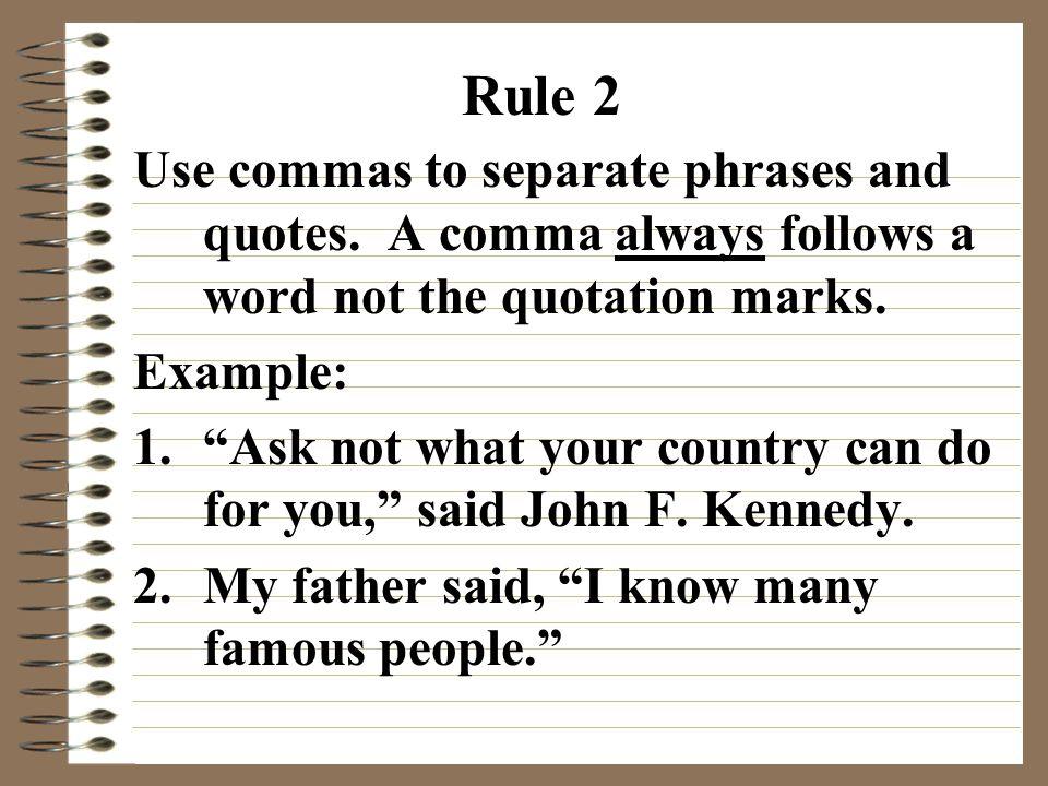 Quotation Marks - ppt video online download
