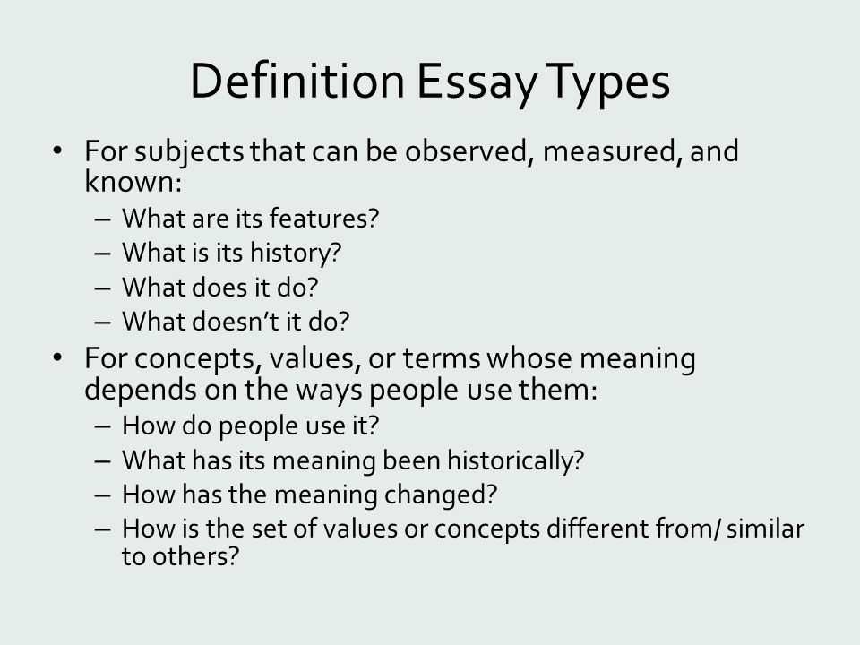 Write my essay definition success