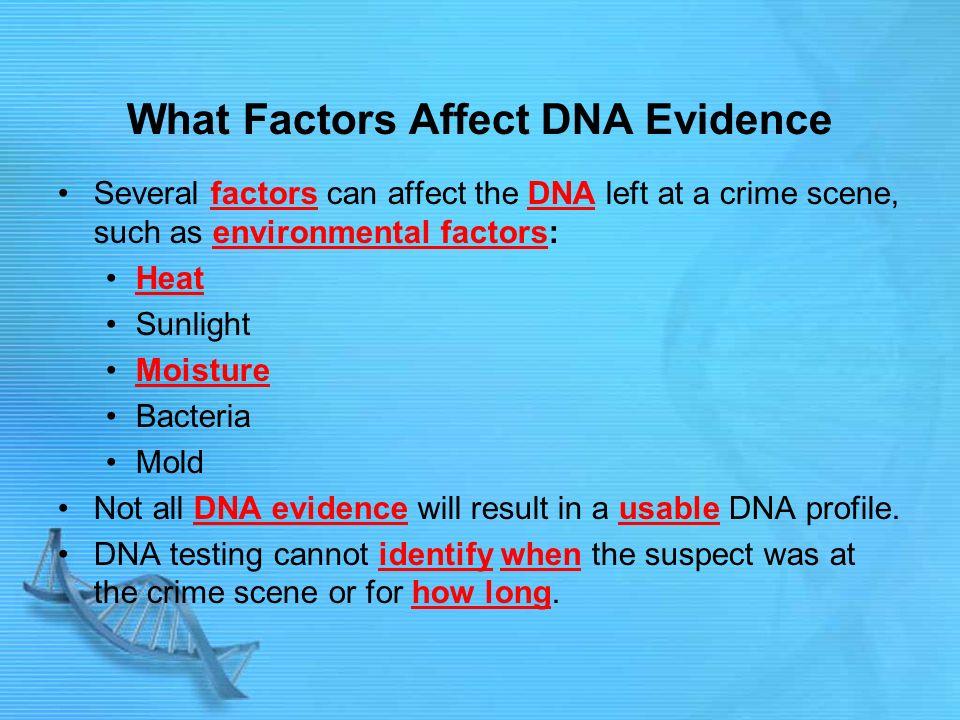 Dna testing in crime scenes essay Homework Academic Writing Service
