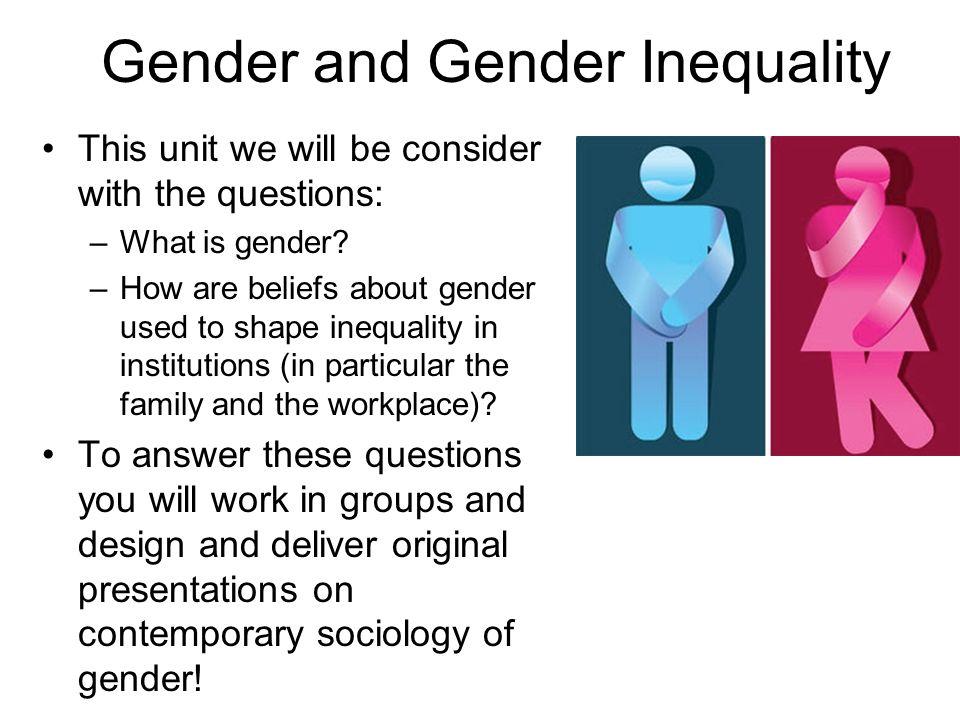 Gender inequality in religion sociology essay Custom paper Service - gender inequality essay