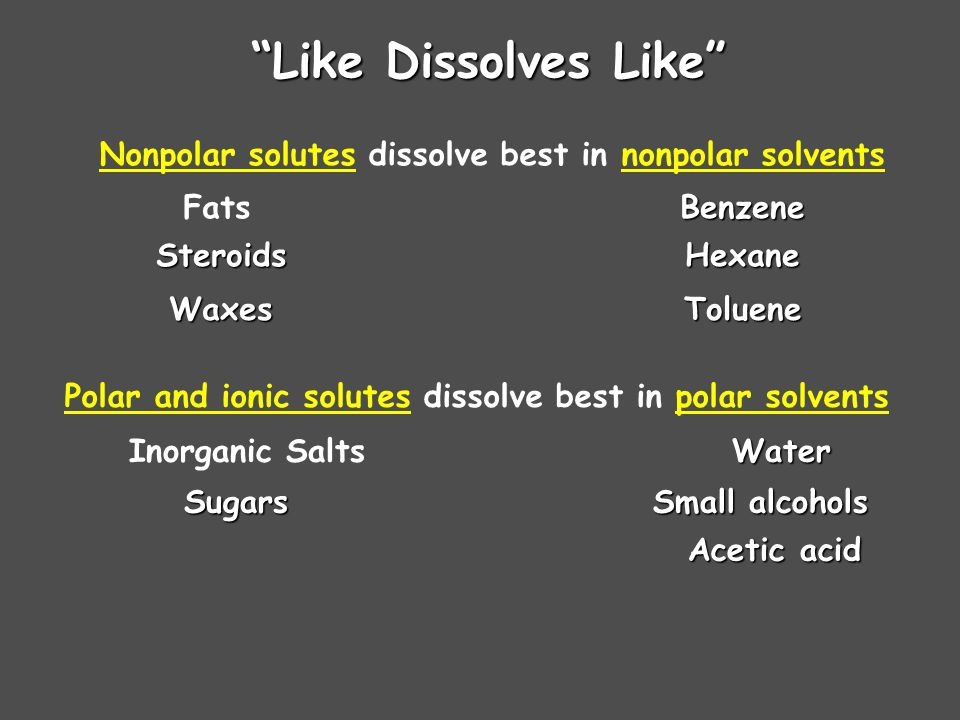 Properties of Solutions - ppt download