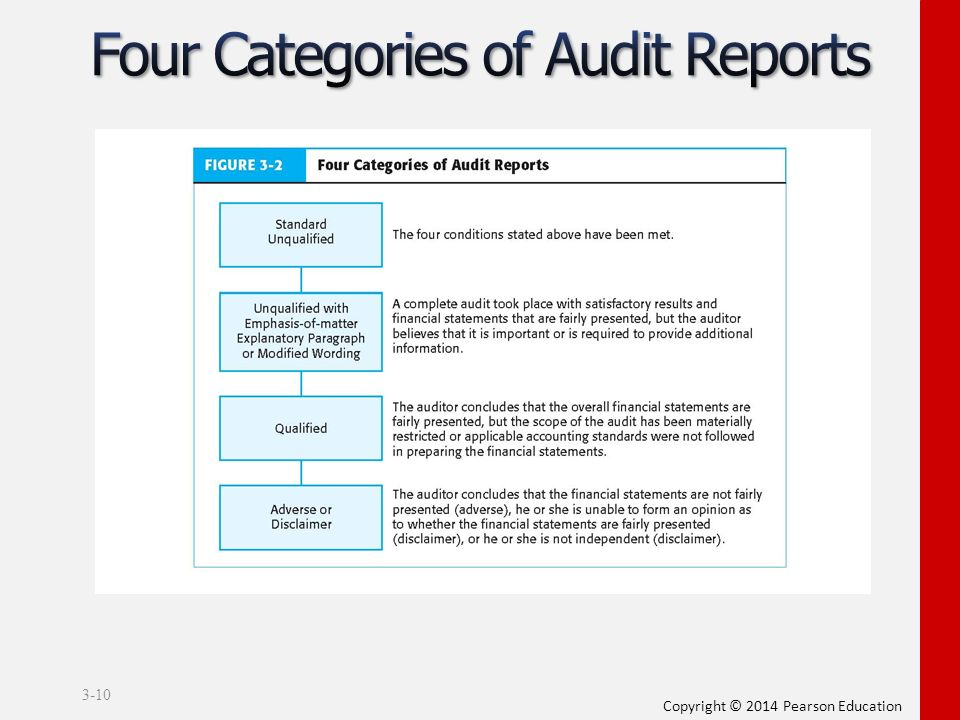 Chapter 3 Audit Reports ppt video online download