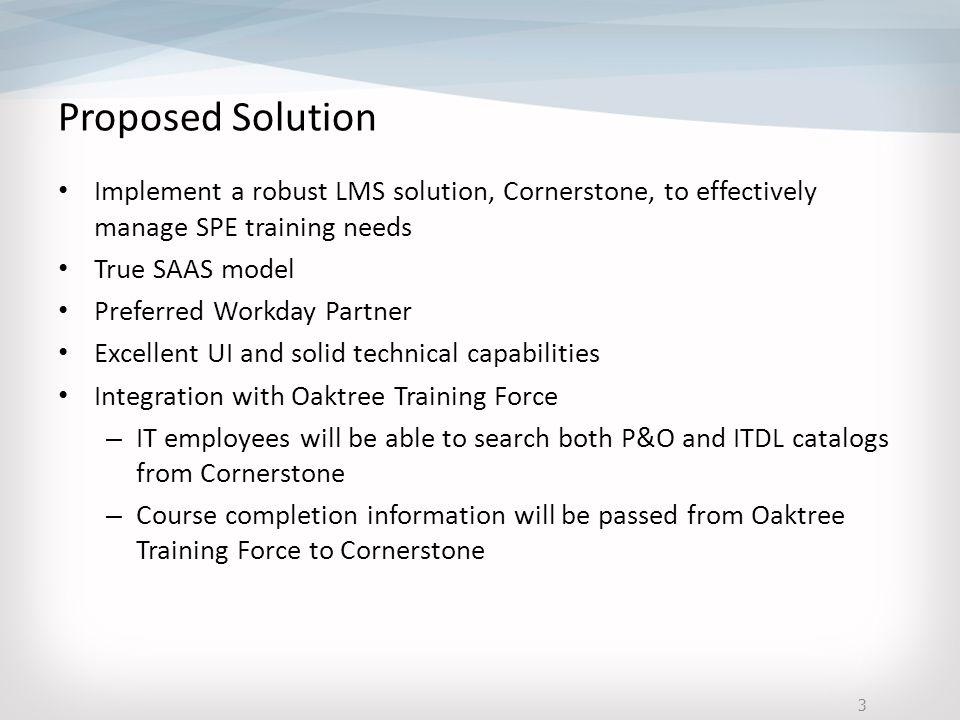 Cornerstone/Saba Replacement People  Organization Learning - saba lms