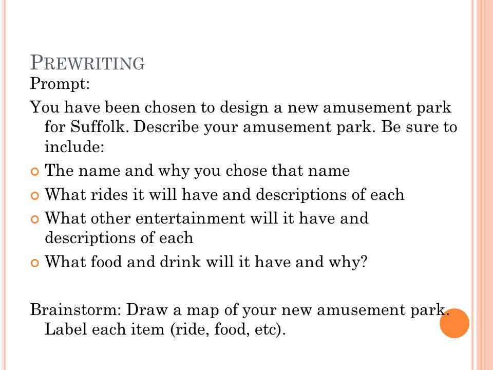 Formal Essay Descriptive Writing - ppt download