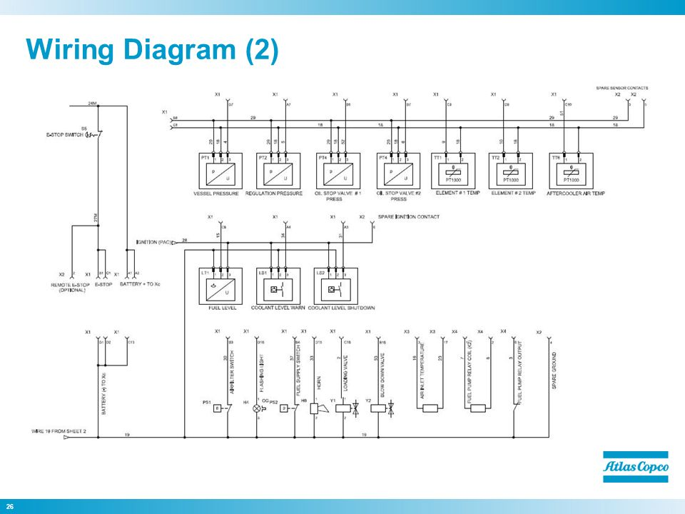 Atlas Wiring Diagram - Wiring Data Diagram