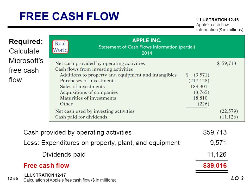 12 Statement of Cash Flows Kimmel ○ Weygandt ○ Kieso - ppt download