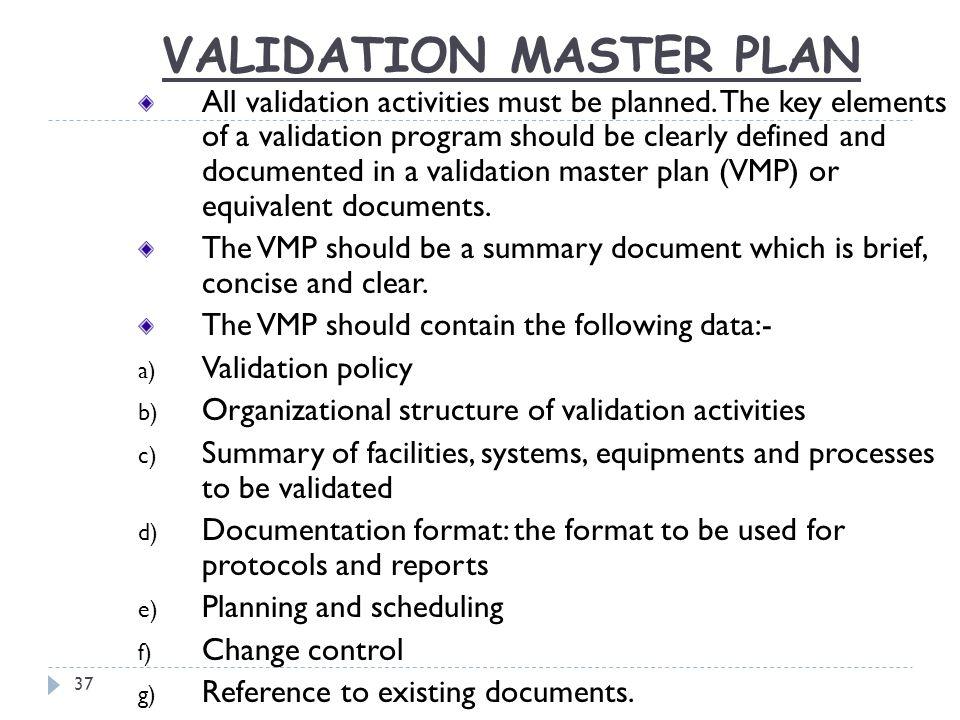 Amazing Validation Master Plan Template Crest - Wordpress Themes