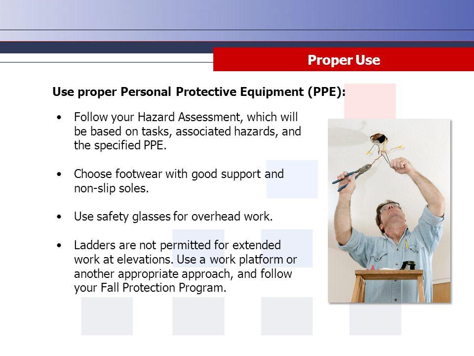 Portable Ladder Safety Ppt Video Online Download