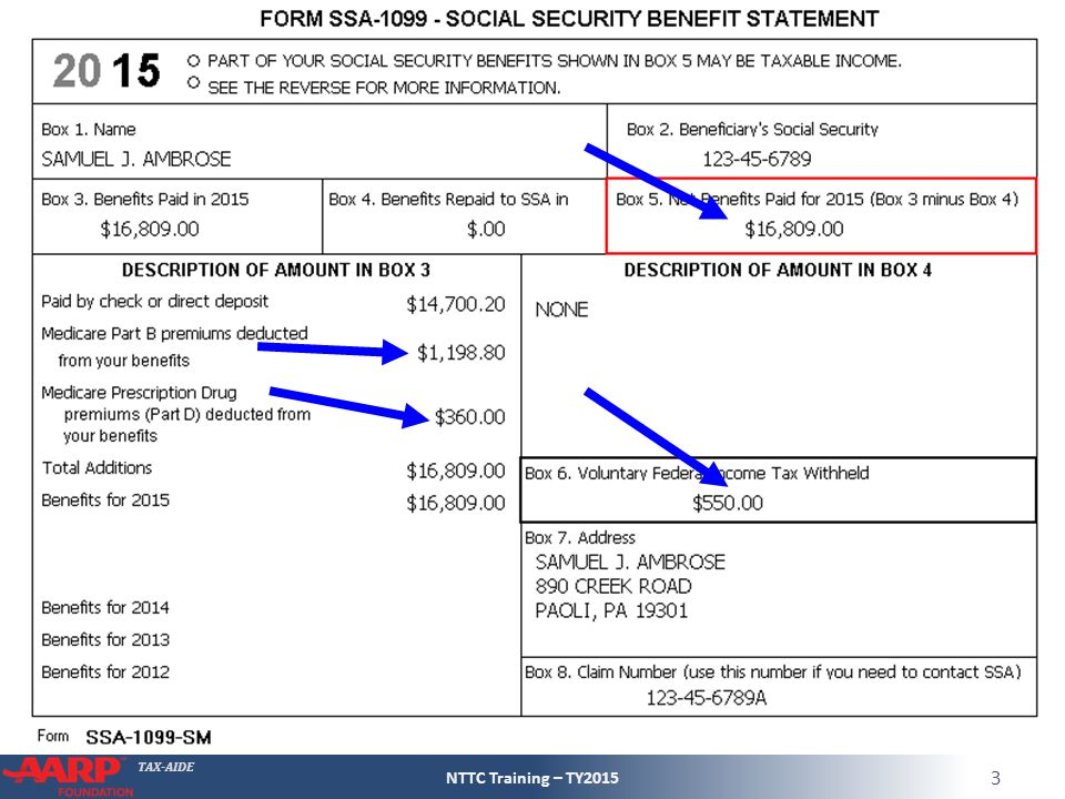 Social Security Form Colbro