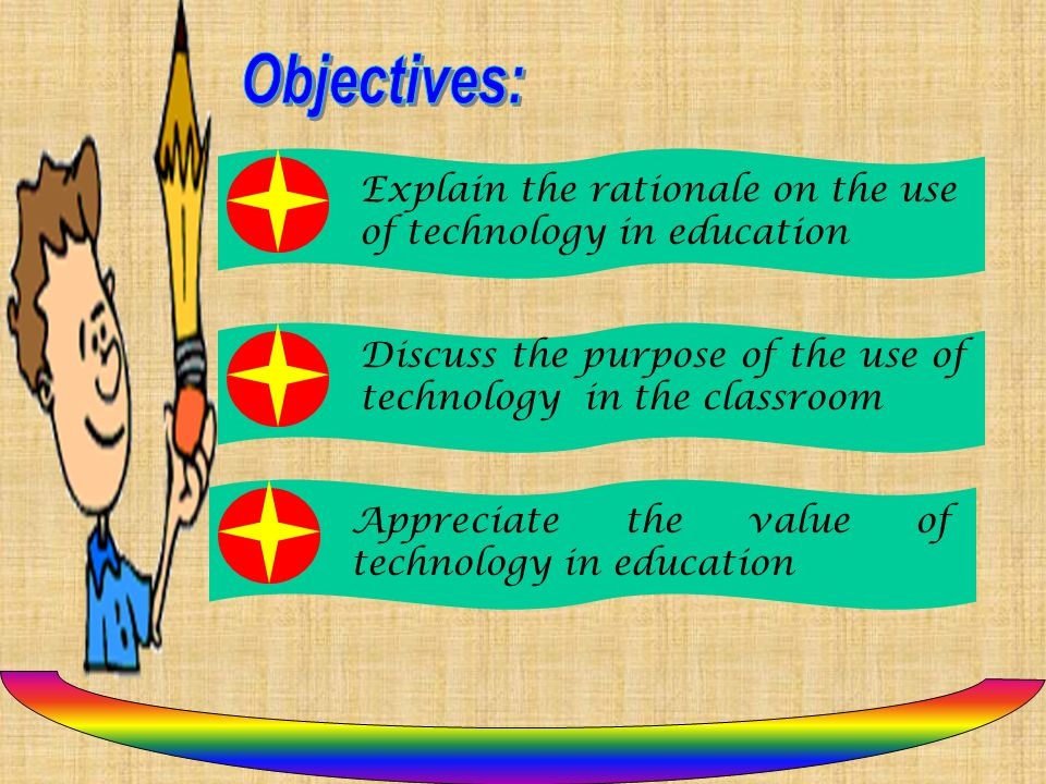 EDUCATION 105 A Module 1 Overview of Educational Technology - ppt