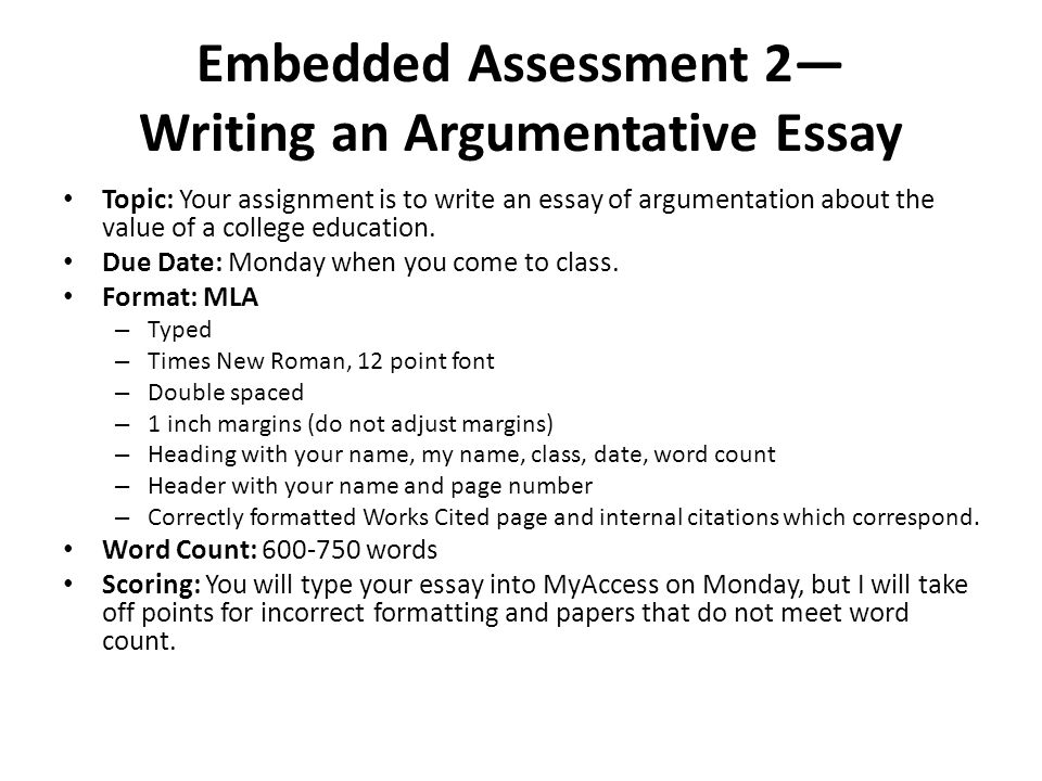 Argument Essay Value Of A College Education Mistyhamel