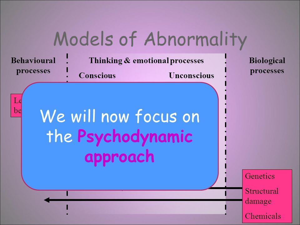 Psychodynamic Approach - ppt video online download