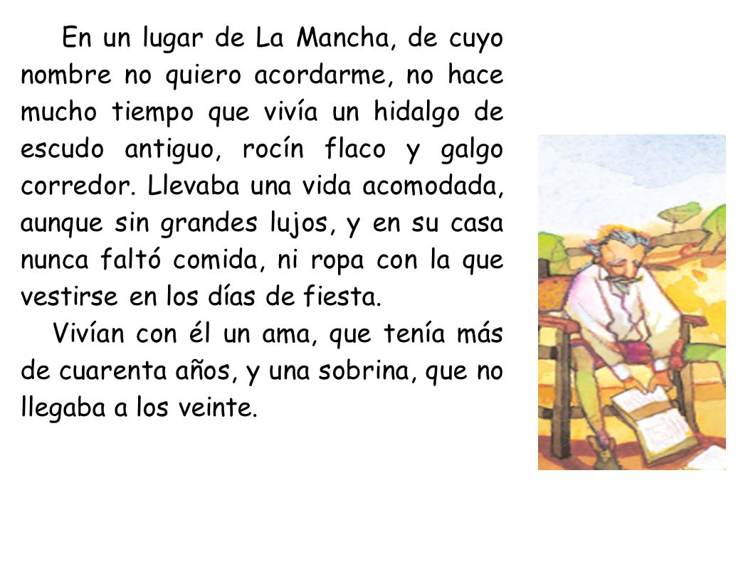 Quiero Vender Libros Don Quijote De La Mancha. - Ppt Video Online Descargar