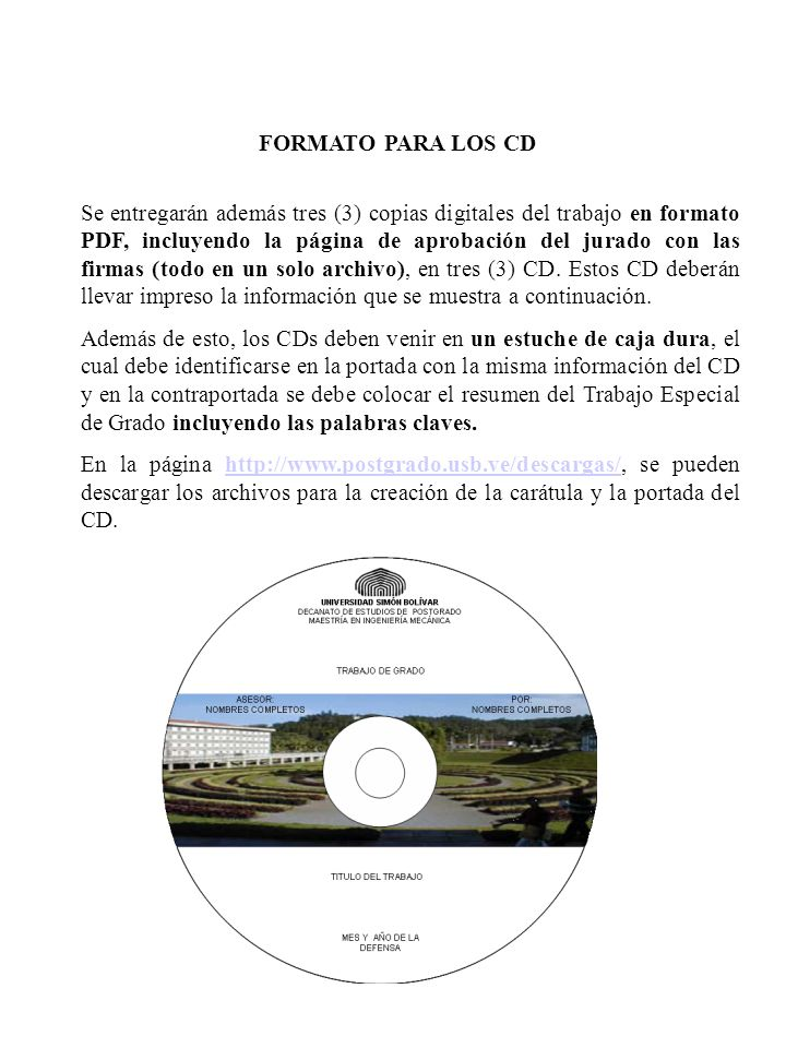 formato portada cd - Yelommyphonecompany