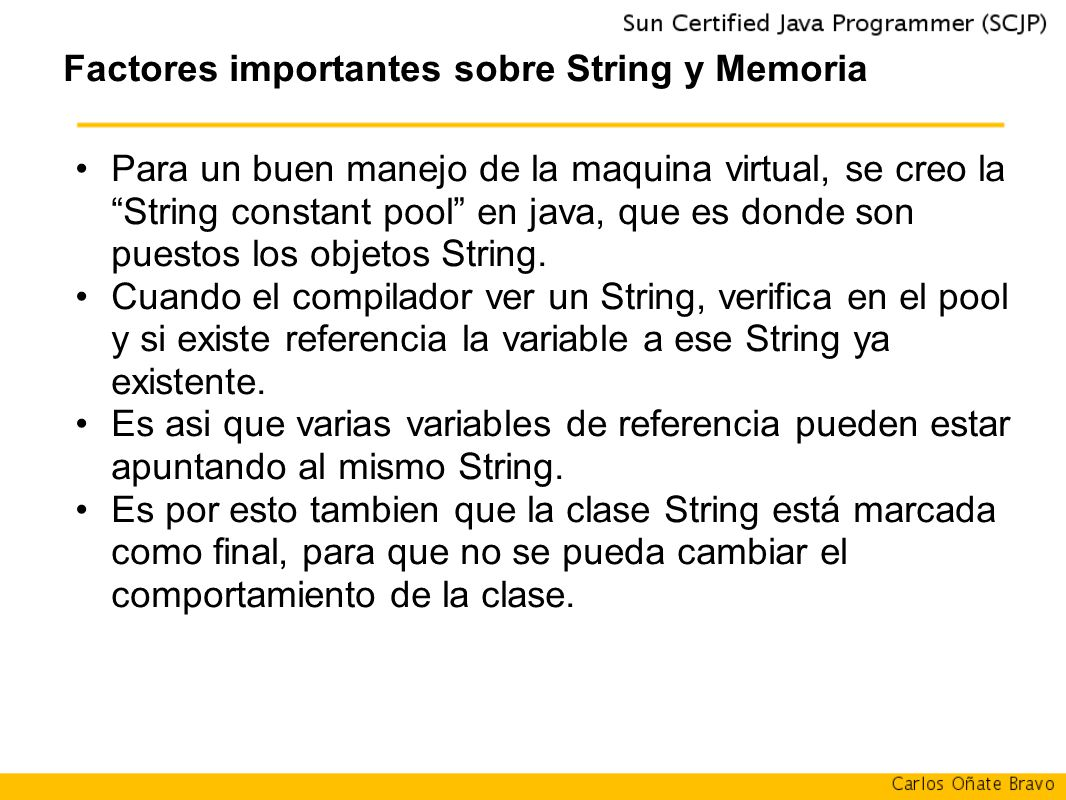 Cash Pool Que Es Capítulo Vi Strings I O Formatting And Parsing Ppt