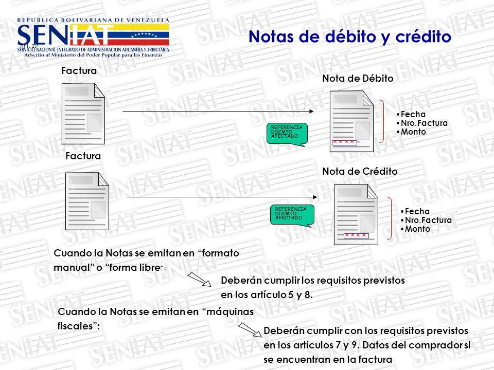 República Bolivariana de Venezuela - ppt video online descargar - formato nota de credito