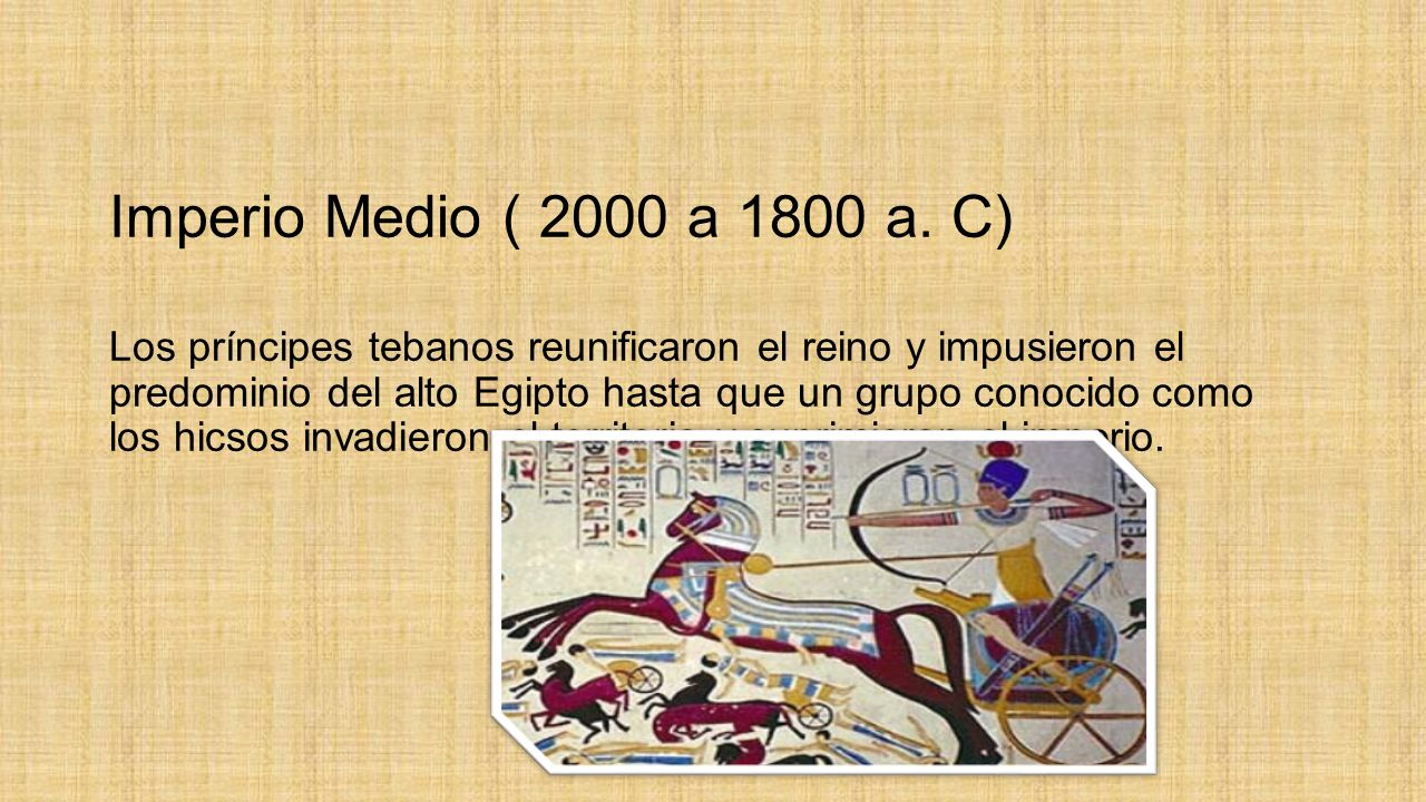 Arte Egipcio Imperio Medio Egipto Ppt Video Online Descargar