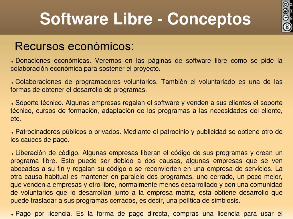 Descargar Software Libre Software Libre Software Libre Un Compromiso Coherente En