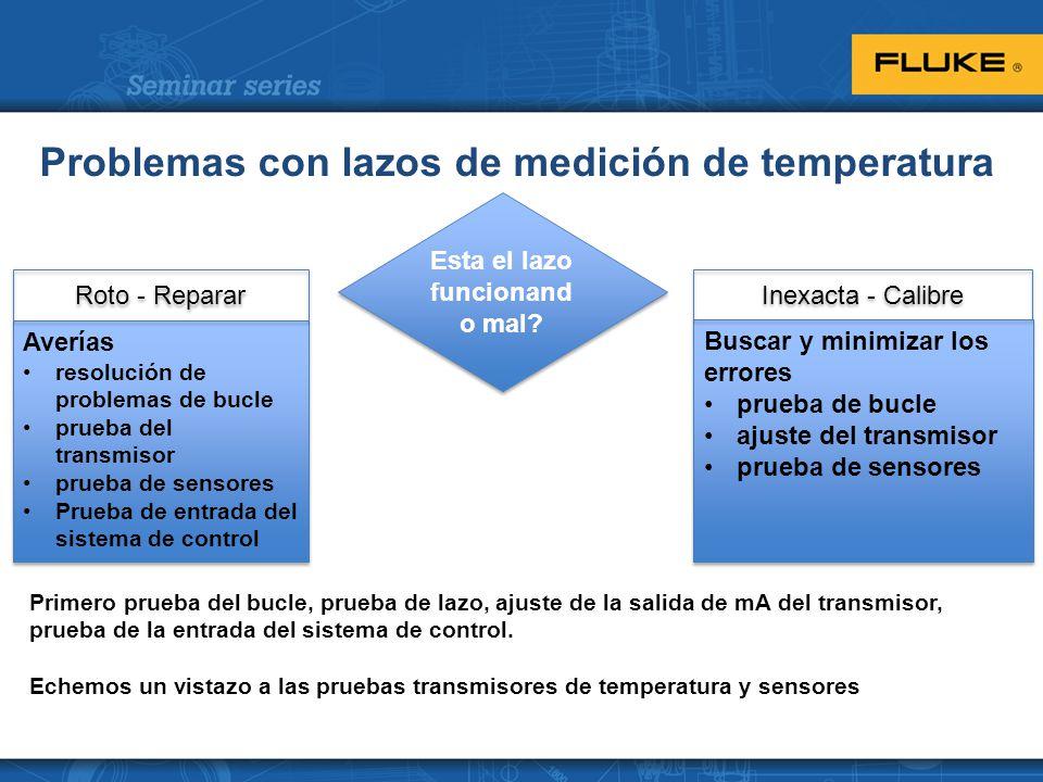 Modulo 2 Las Mediciones De Temperatura Del Proceso Ppt