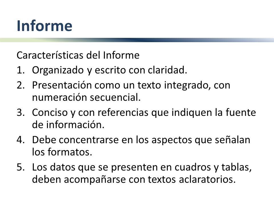 ELEMENTOS PARA REALIZAR EL INFORME DE AUTOEVALUACIÓN - ppt video - formato de informe escrito