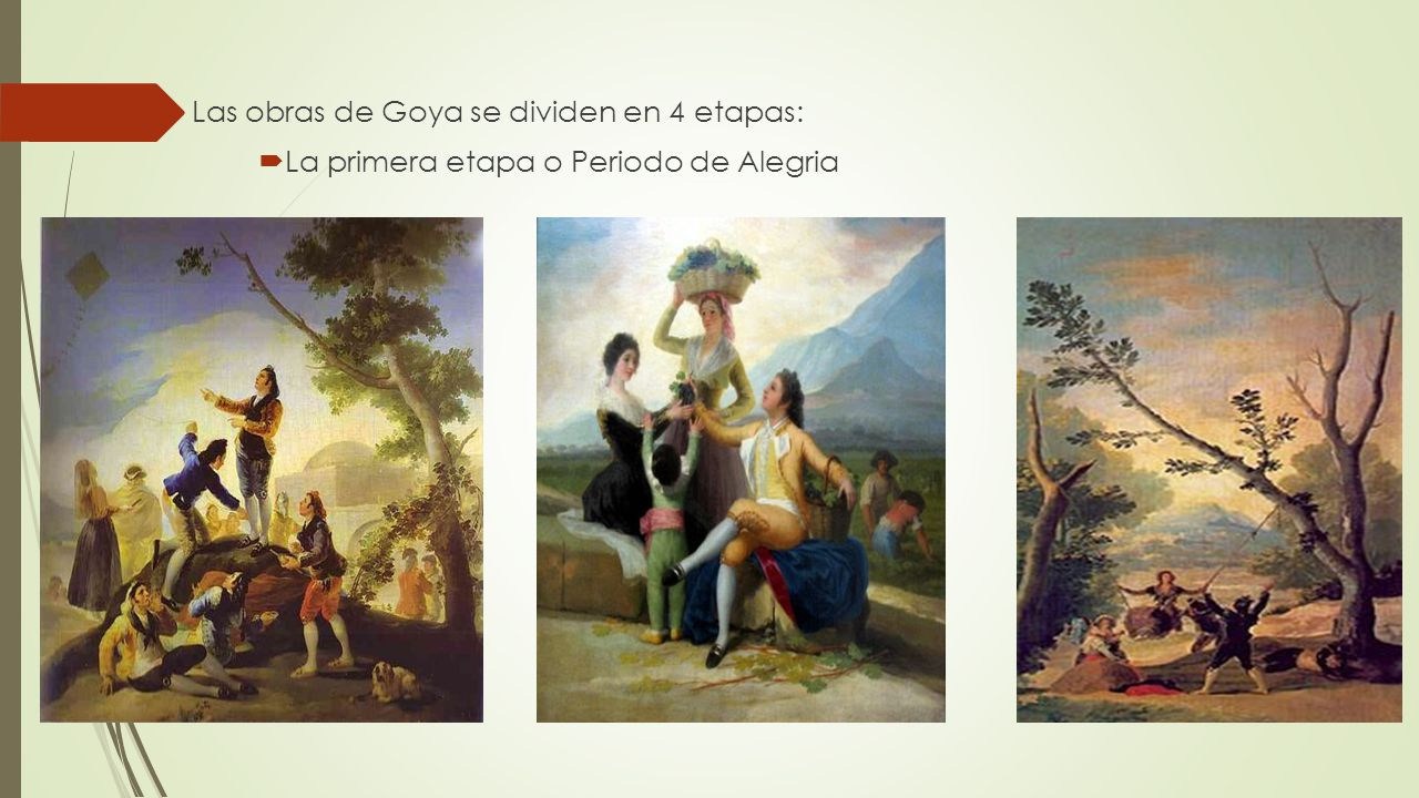 Goya Cuadros Mas Importantes Francisco De Goya Su Vida Y Obras Ppt Video Online Descargar