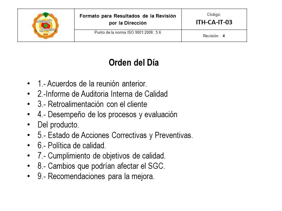 Formato De Informe Gerencial colbro - formatos de informes gerenciales