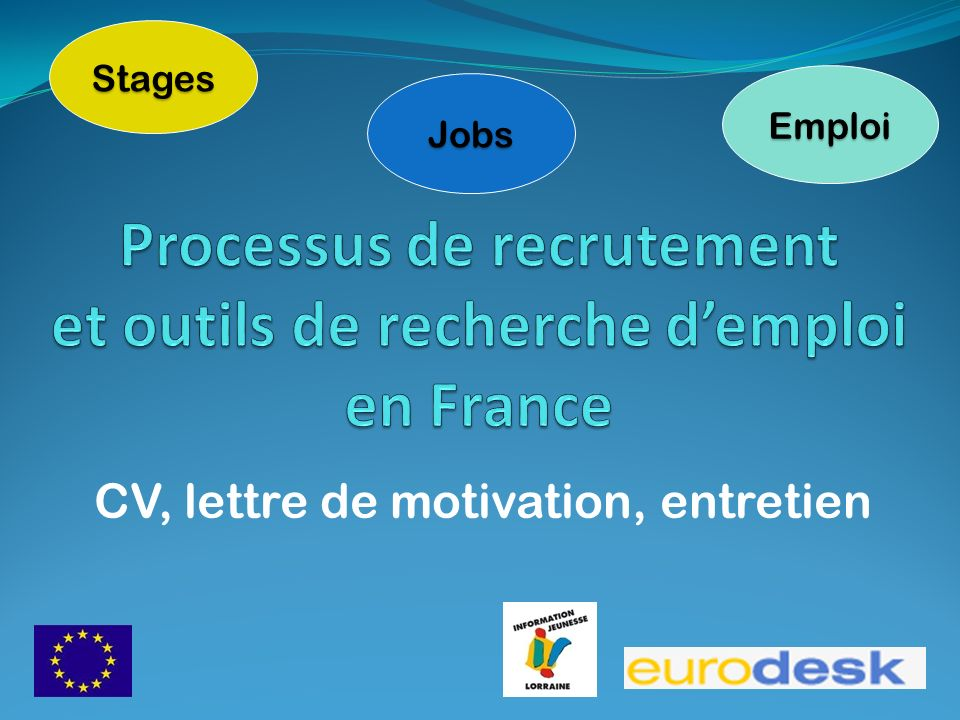 site de recrutement de cv en france