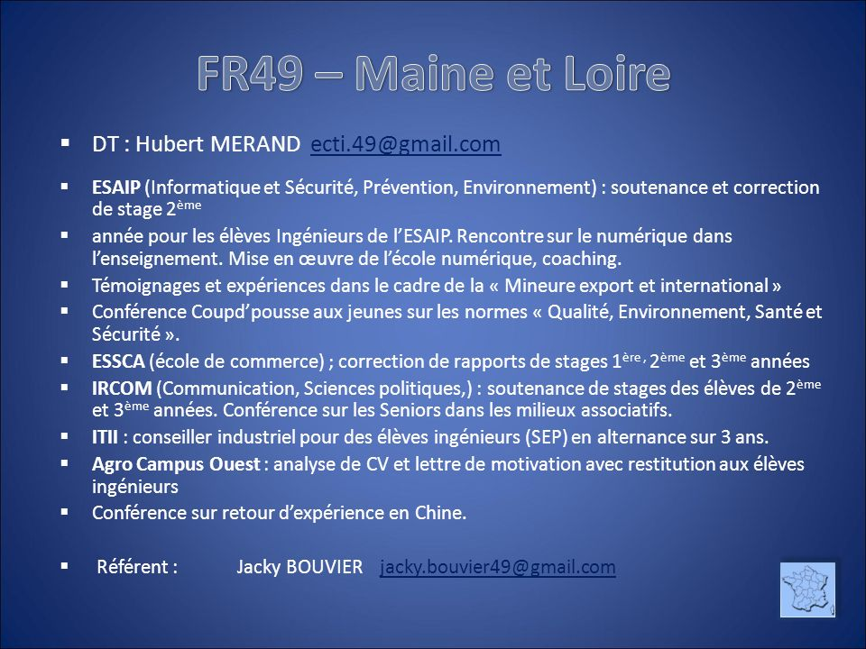 cv referent informatique